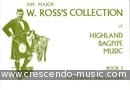W. Ross's Collection of Highland bagpipe music - 5. Album