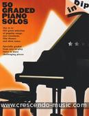 Dip in: 50 graded piano solos. Album