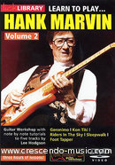 Lick Library: Learn to play Hank Marvin - 2. Hodgson, Lee