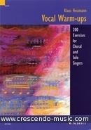 Vocal Warm-Ups: 200 Excercises for chorus and solo singers. Heizmann, Klaus