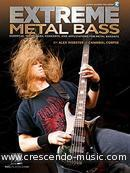 Extreme Metal Bass. Cannibal Corpse, Alex Webster