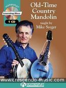 Old-Time Country Mandolin. Seeger, Mike