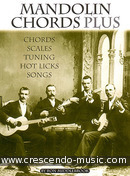 Mandolin chords plus. Middlebrook, Ron