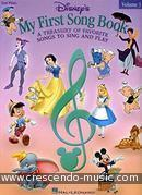 Disney's my first songbook - 3 (Easy piano). Album