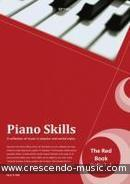 Piano skills - The red book (Grades 3-5). Holt, K. P.