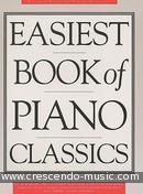 Easiest Book of Piano Classics. Album