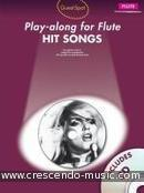 Guest Spot: Hit Songs (Playalong for flute). Album