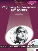 Guest Spot: Hit Songs (Playalong for alto saxophone). Album