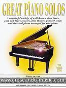 Great piano solos - White book. Album