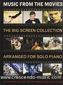 Music from the movies: The big screen collection. Album