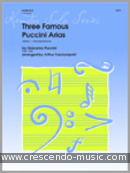 View a sample page! 3 Famous Puccini arias (Horn in F) - Puccini, Giacomo