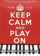 Keep Calm And Play On: Piano Solo. Album