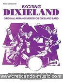 Exciting dixieland (Piano/conductor). Album