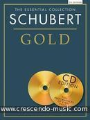 The Essential Collection: Schubert Gold (CD Edition). Schubert, Franz