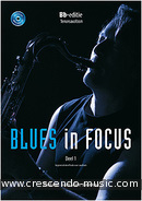 Blues in focus - Deel 1 (Altsaxofoon). Van der Laarse, Robert