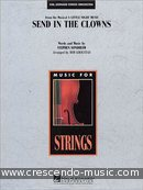 Send in the Clowns. Sondheim, Stephen