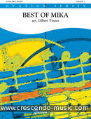 The best of mika. Mika