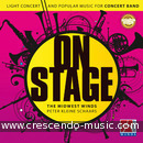 On stage, light concert and popular music (CD only).