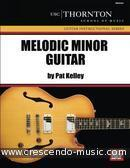 Melodic minor guitar. Kelley, Pat