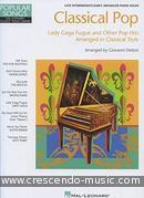 Hal Leonard Student Piano Library: Classical Pop. Album