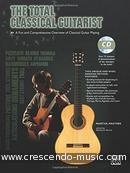 The total classical guitarist. Masters, Martha