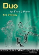 Duo for flute & piano. Sweeney, Eric