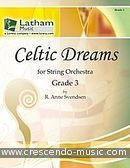 Celtic dreams. Svendsen, Anne