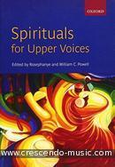 Spirituals for Upper Voices. Album