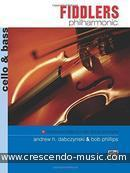Fiddlers Philharmonic (Cello and bass). Dabczynski, Andrew