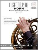 I used to play horn. Clark, Larry
