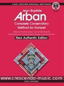 Complete conservatory method for trumpet (New edition). Arban, Jean-Baptiste