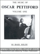 The music of Oscar Pettiford - Vol.1. Aebersold, Jamey