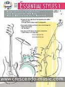 Essential Styles for Drummer and Bassist - Vol.1 (Intl.Ed.). Houghton-Warrington