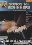 Drum play-along - Vol.32 (Songs for beginners). Album
