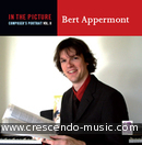 In the picture : Bert Appermont - Vol.2 (CD only). Appermont, Bert