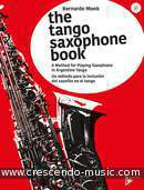 The Tango Saxophone Book. Monk, Bernardo