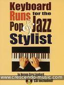 Keyboard Runs For The Pop And Jazz Stylist. Lienhard, Noreen Grey