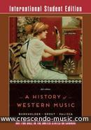 A History of Western Music (9th Edition - Paperback). Burkholder, J. Peter; Grout, Donald J.; Palisca, Claude V.
