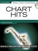 Really Easy Saxophone : Chart Hits. Album