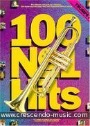 100 Number one hits for trumpet. Album