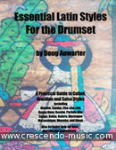 Essential Latin Styles for the Drumset. Auwarter, Doug