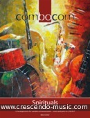 Combocom - Spirituals (12 Arrangements for var. instr.). Album