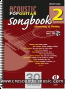 Acoustic Pop Guitar Songbook, Vol.2 - Strumming and picking. Album