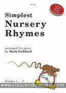 Simplest nursery rhymes. Goddard, Mark