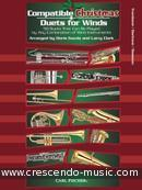 Compatible Christmas Duets for Winds (Trombone,bassoon). Album