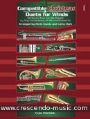 Compatible Christmas Duets for Winds (Tuba). Album