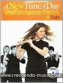 A New Tune a Day: Performane Pieces for Flute. Album