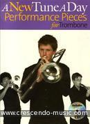 A New Tune a Day: Performance Pieces for Trombone. Album