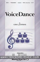 View a sample page! Voice Dance - Jasperse, Greg