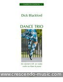 Dance Trio. Blackford, Dick